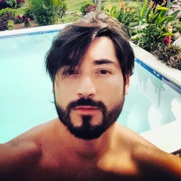 Luis Guerrero, 33, San Salvador, El Salvador