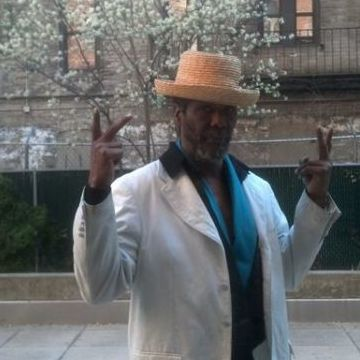Prince Harlem, 70, New York, United States