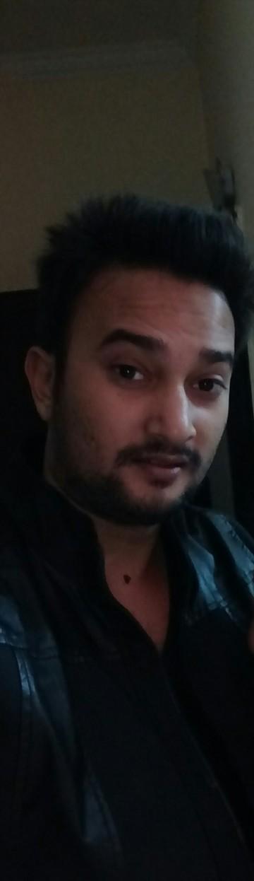 Sandeep rai, 31, Ni Dilli, India