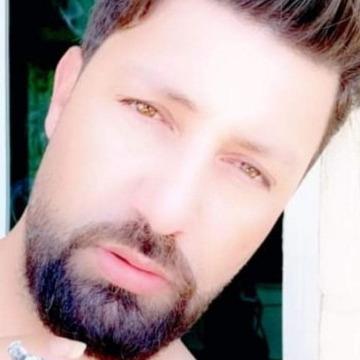 Khaled Ali, 31, Amman, Jordan