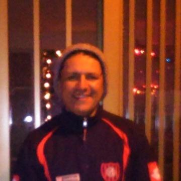 Rene Alejandro, 48, Bogota, Colombia