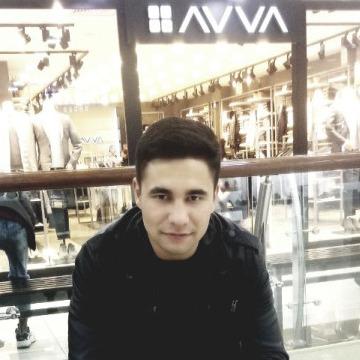 Shohruh Gapirov, 20, Tashkent, Uzbekistan