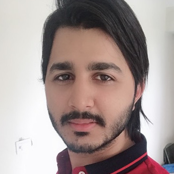 Farooq Iqbal, 27, Islamabad, Pakistan