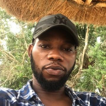 Joe Krimoh, 30, Lome, Togo