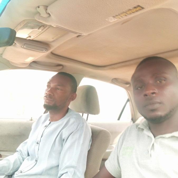 Hardeyshorlahr Saheed Holuwhathosin, 36, Lagos, Nigeria
