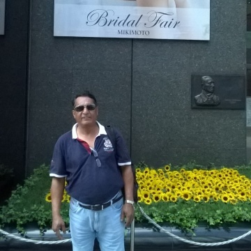 Prabir Das, 59, Hong Kong, Hong Kong
