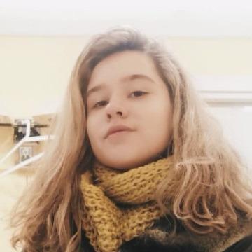 Nastya, 18, Moscow, Russian Federation