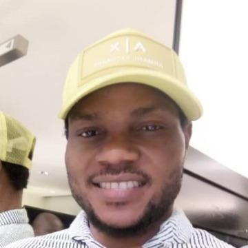 Prof Temi, 39, Lagos, Nigeria