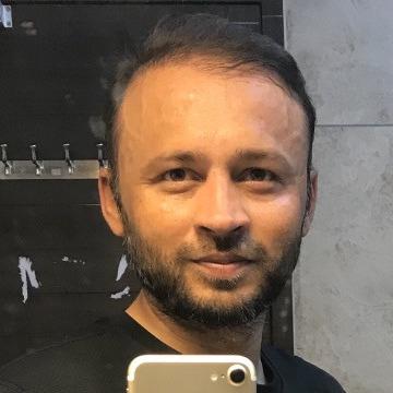 Singh, 40, Pune, India