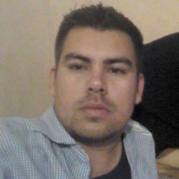 Adalberto  Esquer, 35, Hermosillo, Mexico