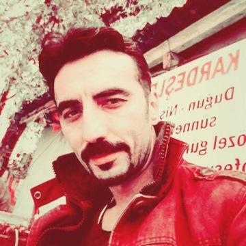 Ahmet Konyalioğlu, 37, Afyonkarahisar, Turkey