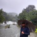 Abhishek Bopaiah KT, 25, Madikeri, India