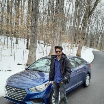 Aman Jain, 25, West Lafayette, United States