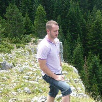 Mirko Popovic, 42, Budva, Montenegro