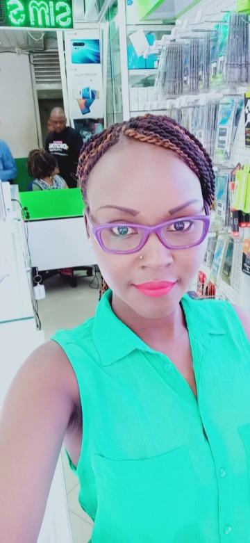 FAITH MARU, 23, Mombasa, Kenya