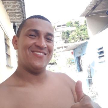 Luis Leocadio barros, 33, Rio de Janeiro, Brazil