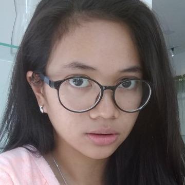 Ganis, 27, Jakarta, Indonesia
