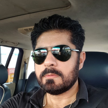 Faisal Hayat, 37, Dubai, United Arab Emirates