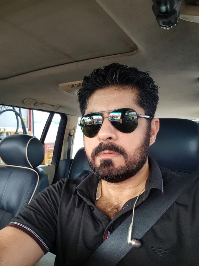Faisal Hayat, 41, Dubai, United Arab Emirates