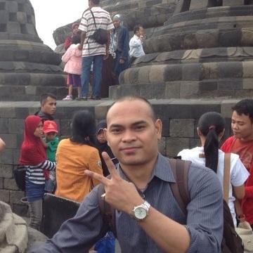 Jericho Mandahari, 32, Jakarta, Indonesia
