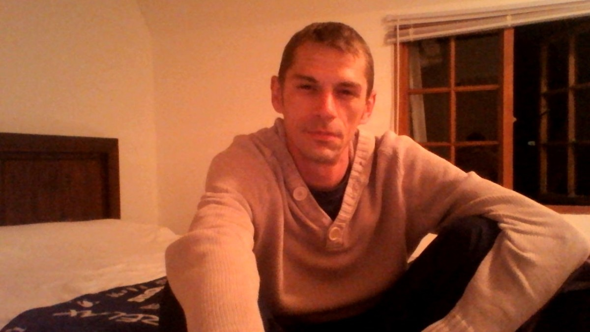 Adam Chase, 43, Cape Town, South Africa
