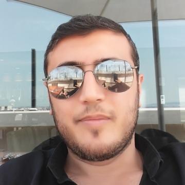 Emin Aydin, 30, Istanbul, Turkey