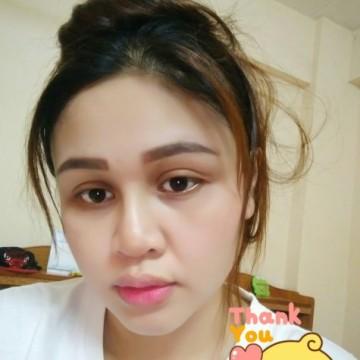 Siriwimon Thamdee, 22, Bangkok, Thailand