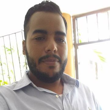 Jochy Garcia, 31, Santo Domingo, Dominican Republic