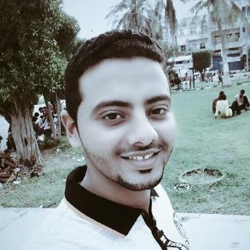Mohammed, 23, Sana'a, Yemen