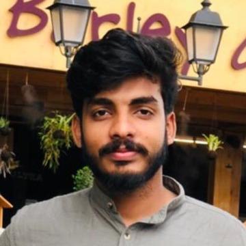 Fasil Nixay, 23, Muscat, Oman