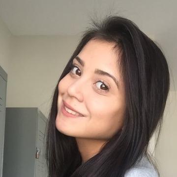 francisca, 24, Santiago, Chile