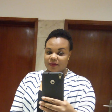 Dayness Amos, 35, Arusha, Tanzania