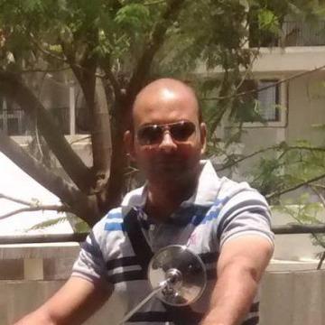 Mr Bunty, 45, Mumbai, India