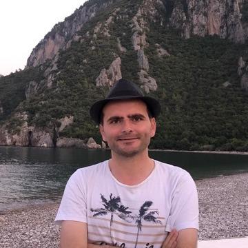 ilian e., 36, Istanbul, Turkey