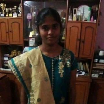 Hanna Jacob, 25, Vasai, India