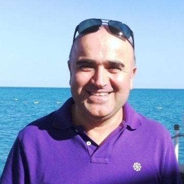 АХМЕД, 47, Antalya, Turkey