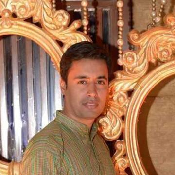 Vaibhav Nahar, 31, Indore, India