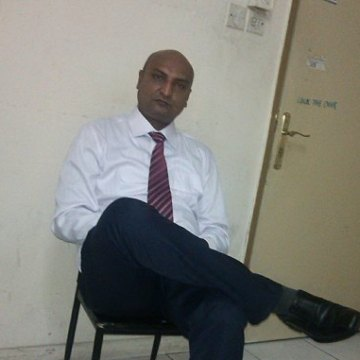 Babar Usman, 40, Dubai, United Arab Emirates