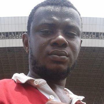 Camara, 33, Conakry, Guinea