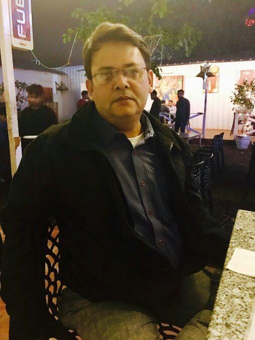 Sanju Banerjee, 44, Gurgaon, India