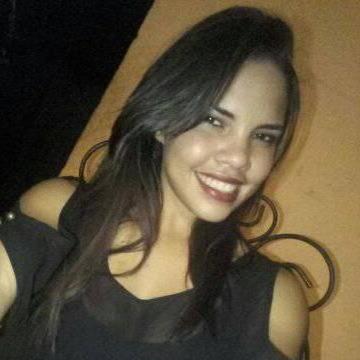 Crisleidy Garrido, 25, Barquisimeto, Venezuela