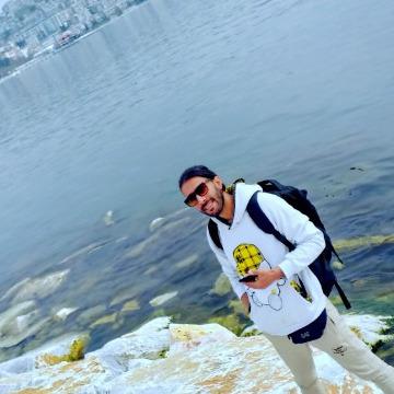 Amir, 25, Istanbul, Turkey