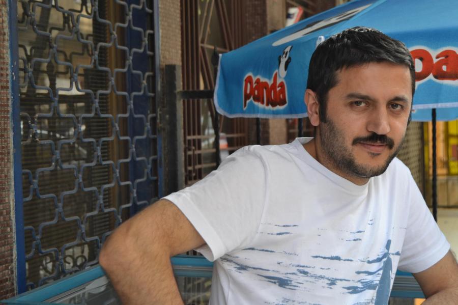 naci, 39, Istanbul, Turkey
