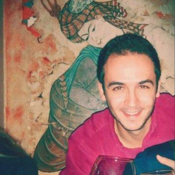 Berkan Özmen, 28, Istanbul, Turkey