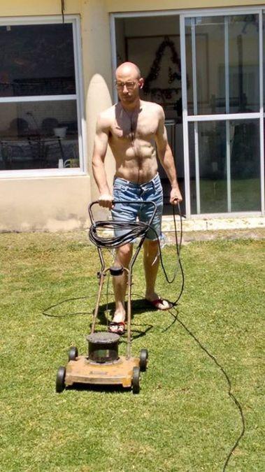 Diego Alfieri, 42, Cordova, Argentina