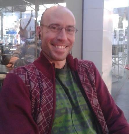 Diego Alfieri, 41, Cordova, Argentina