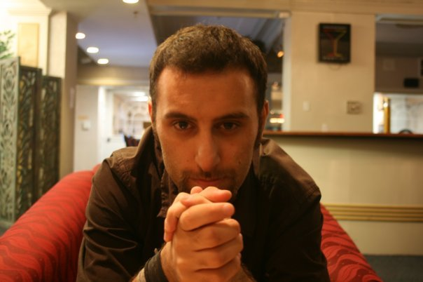 Cenk, 32, Istanbul, Turkey