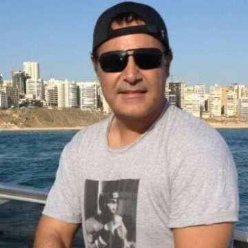 Eddie, 47, Cairo, Egypt