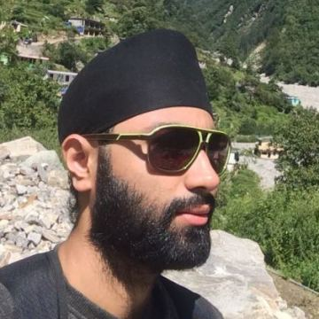 Gagan, 33, Hyderabad, India