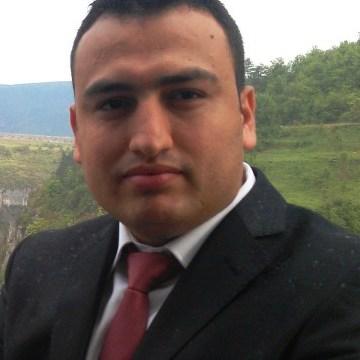 Hakan Maden, 34, Istanbul, Turkey